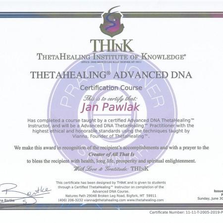 Certyfikat Think 1